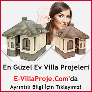 Ev Villa Projeleri