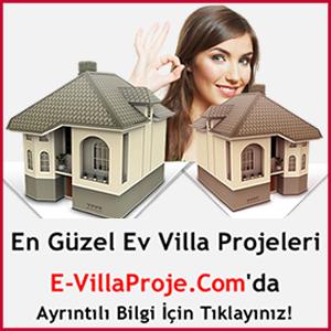Ev Villa Projeleri