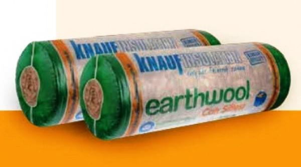 Knauf Earthwool 044 Çatı Şiltesi - Camyünü Levha Şilte